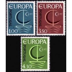 Portugal 1966. CEPT:...