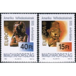 Hungary 1992. Voyages of...