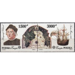 Poland 1992. Voyages of...