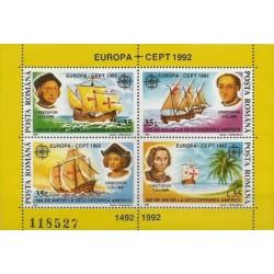 Romania 1992. Voyages of...