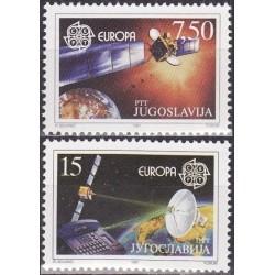 Yugoslavia 1991. European...