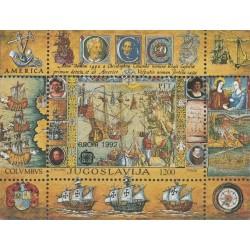 Yugoslavia 1992. Voyages of...