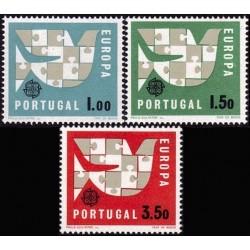 Portugalija 1963. CEPT:...