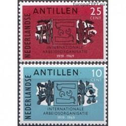 Netherlands Antilles 1969....