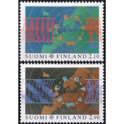 Finland 1991. European...
