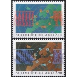 Suomija 1991. Europos...
