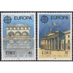 Ireland 1990. Post Offices