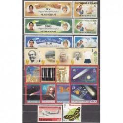 Montseratas 1981-2006....