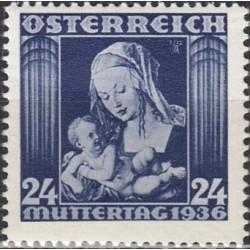 Austrija 1936. Motinos diena