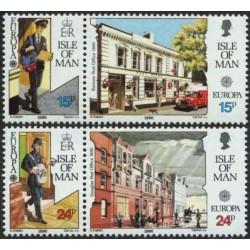 Meno sala 1990. Pašto pastatai