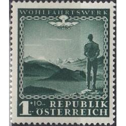 Austria 1945. Landscape