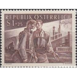 Austria 1955. Workers