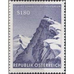 Austrija 1961. Observatorija
