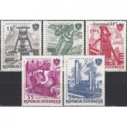 Austrija 1961. Pramonė