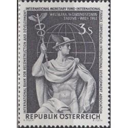 Austrija 1961. Finansų...