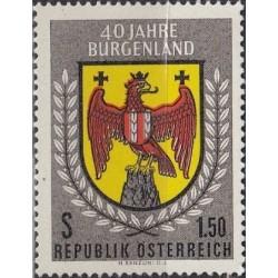 Austria 1961. Coats of arms