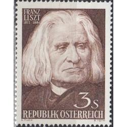 Austria 1961. F.Liszt