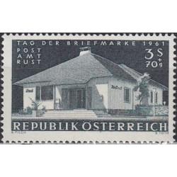 Austria 1961. Stamp Day