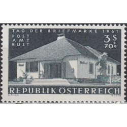 Austrija 1961. Pašto ženklo...