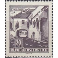 Austria 1961. Architecture