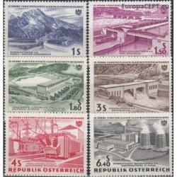 Austria 1962. Electricity