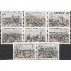 Austrija 1964. Vienos vaizdai