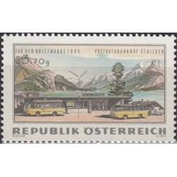 Austria 1964. Stamp Day...
