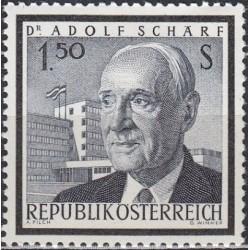 Austrija 1965. Prezidentas