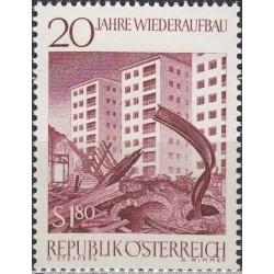 Austrija 1965. Architektūra...