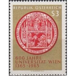 Austria 1965. Vienna...
