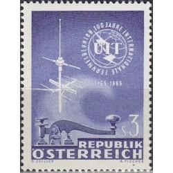 Austrija 1965. Tarptautinė...