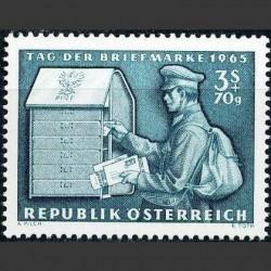 Austrija 1965. Pašto ženklo...