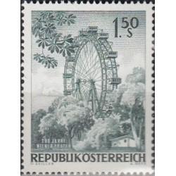 Austria 1966. Vienna Prater