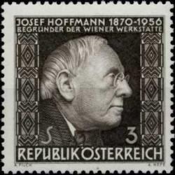 Austrija 1966. Architektas