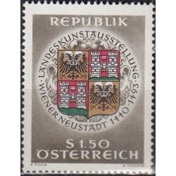 Austrija 1966. Viduramžių...