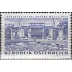 Austrija 1966. Tarptautinė...