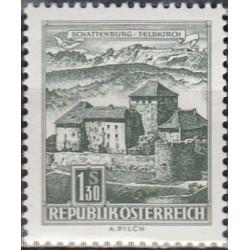 Austrija 1967. Pilis
