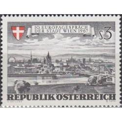 Austria 1967. Architecture...