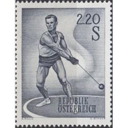 Austrija 1967. Sportas