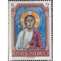 Austrija 1967. Freska...
