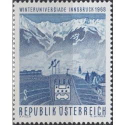 Austrija 1968. Žiemos...
