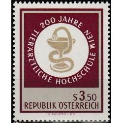 Austria 1968. Medicine