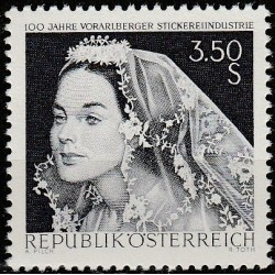 Austrija 1968. Papuošalai