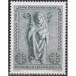 Austria 1968. Diocese of Graz