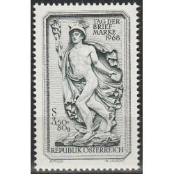 Austria 1968. Stamp Day