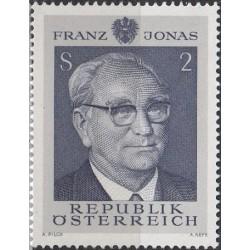 Austria 1969. President