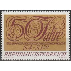 Austria 1971. Post history