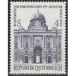 Austria 1972. Architecture...