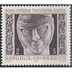 Austria 1972. Diocese of Gurk