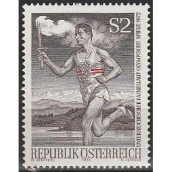 Austrija 1972. Miuncheno...